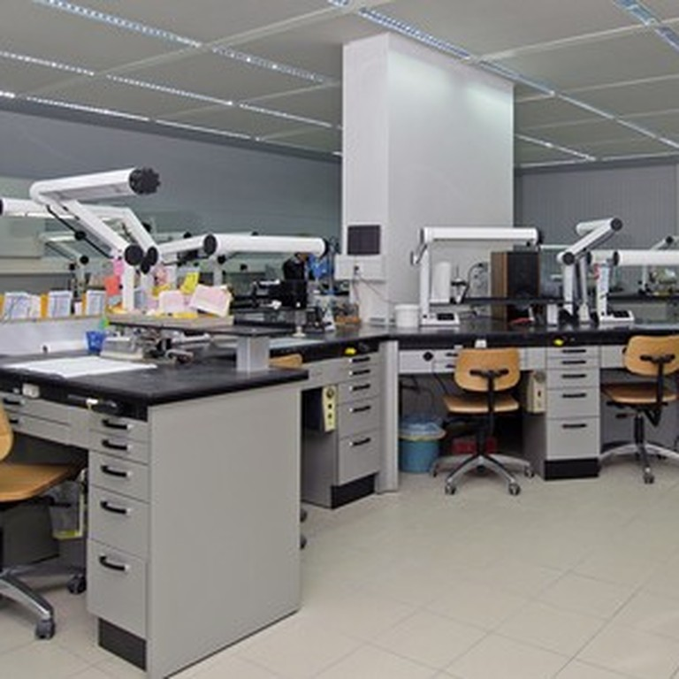 Furnishing and features for laboratory